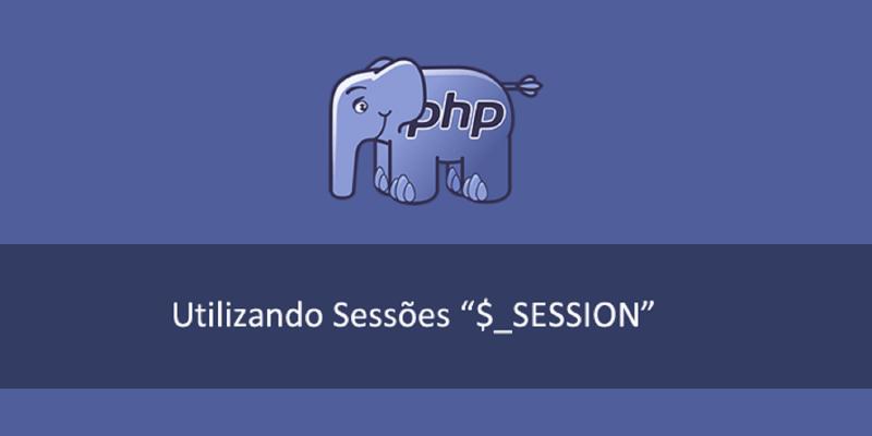 Uso básico de Sessões